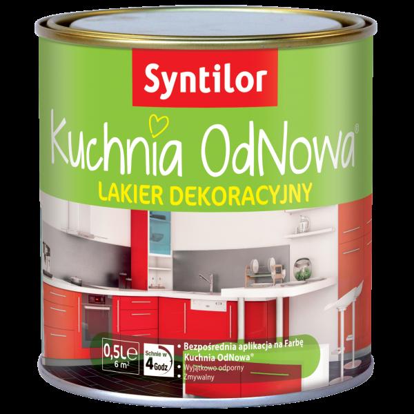 Lakier Dekoracyjny Kuchnia Odnowa 0.5L