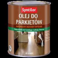 Olej Do Parkietów