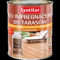 Olej Impregnacyjny Do Tarasow 1L