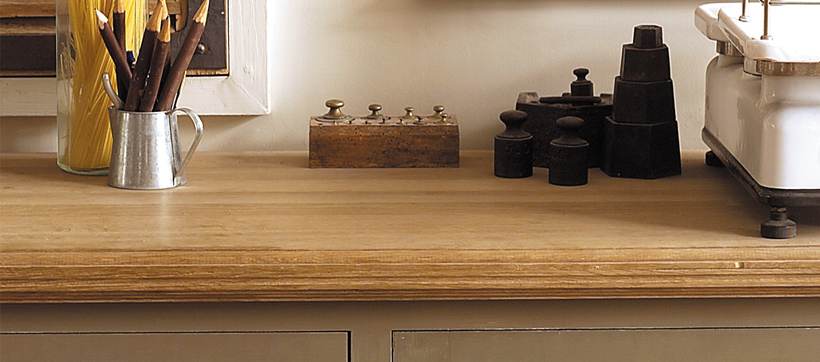 drewno olejowane blatów