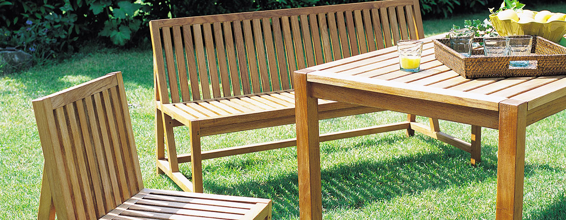 pokój dzienny drewniane ogrodowe