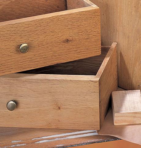 szlifowania drewniane meble