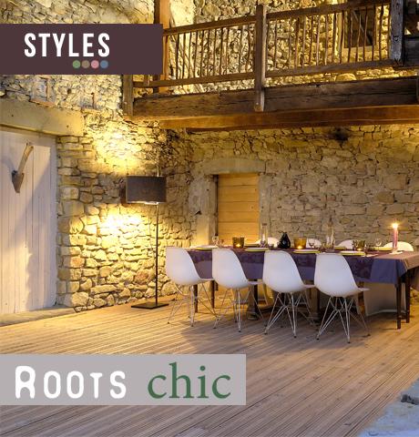 Style tendance roots chic lookbook